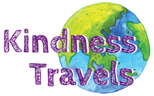 Kindness Travels - Kindness Book, Promotions, and Fund Raisers