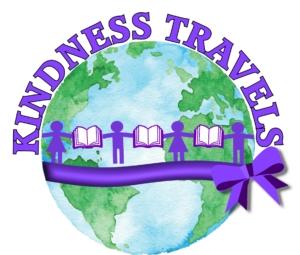 Kindness Travels - Kindness Book, Teaching Kindness and Fun